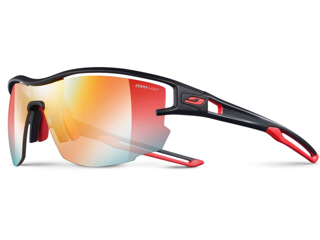 Julbo Aero Zebra Light Fire - Gafas - rojo/negro